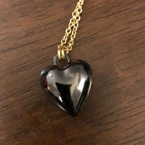 Juicy Couture Jewelry - 🌈 3/$45 🌈 Juicy Couture long pavé heart necklace